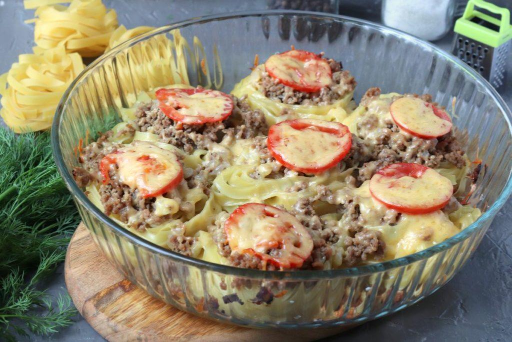 Гнезда с помидорами фото