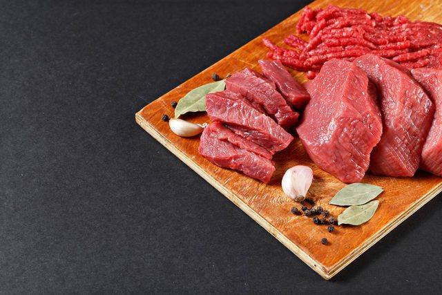 Как выбрать мясо на фарш фото