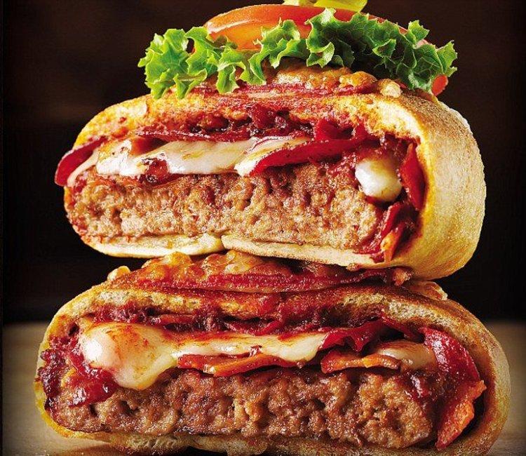 рецепты теста на чизбургеры с фото течении